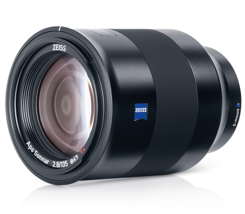 Carl Zeiss Batis 2.8/135 E-Mount Объектив для камер Sony (байонет Е)