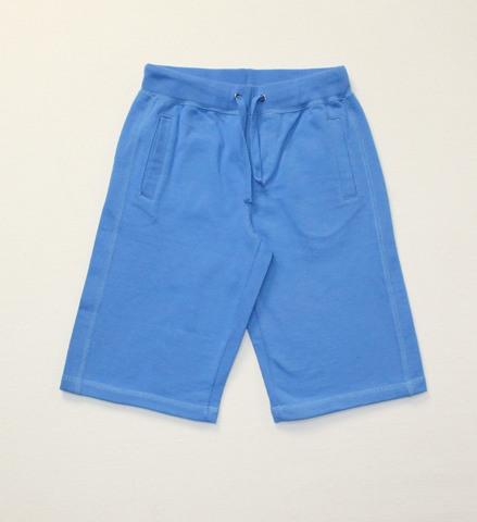 FOX KBS13-91259 Бриджи для мальчика трикотажные голубые