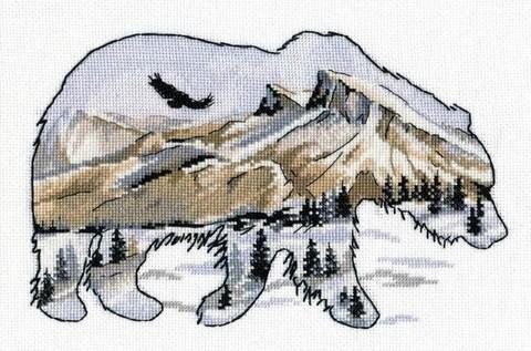 Мир животных. Медведь