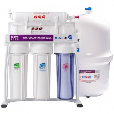 Водоочиститель RO 905-550-EZ-S CSM (5-ти ступенчатая система на металлической раме) R