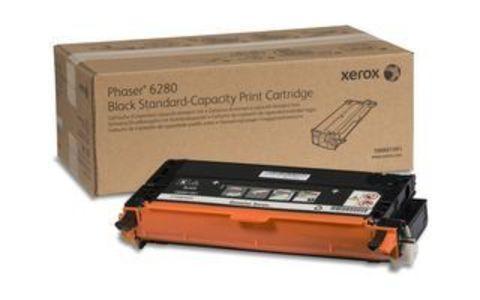 XEROX Phaser 6280 black тонер картридж стандартный 106R01391