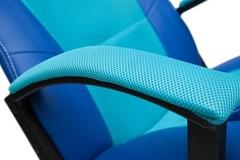 Кресло DRIVER — голубой