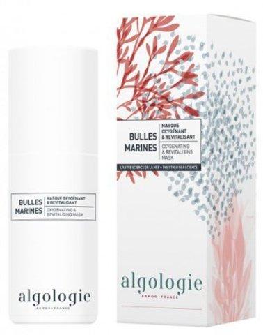 Кислородная ревитализующая маска «Морские пузырьки» ,Algologie,100мл