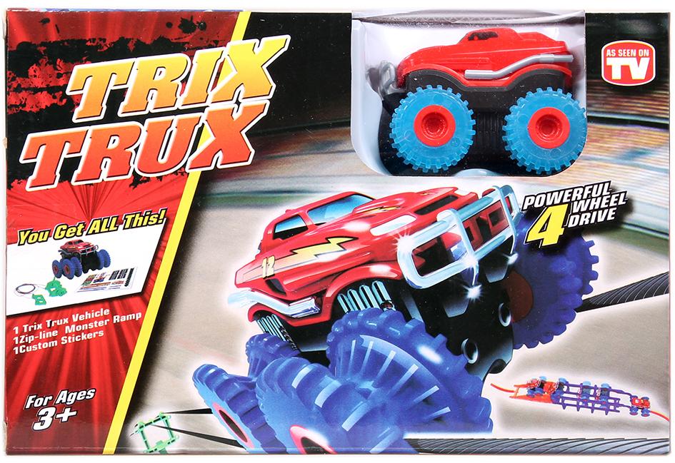 Товары телемагазина Открыть товар на сайте Машинки Trix Trux - Маленький набор - 1 машинка