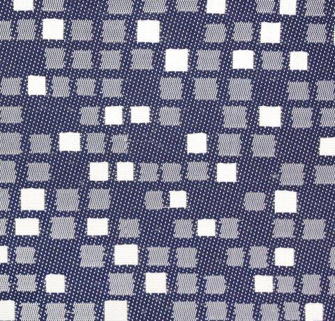 Портьерная ткань двухсторонний жаккард Домино насыщенный серый