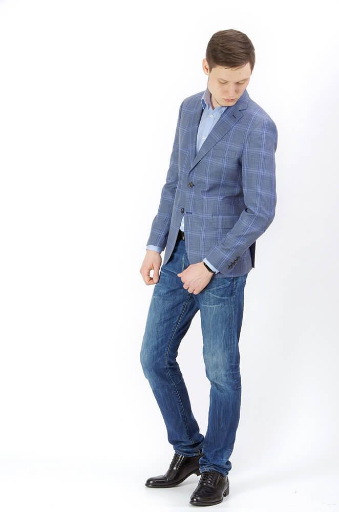 Пиджаки Slim fit PAUL MANTOVA / Пиджак приталенный slim fit IMGP9461.jpg