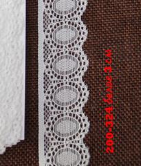 Кружево-Резинка ажурная, 1 метр.