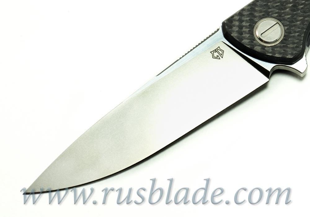 CUSTOM Shirogorov HATI CF 3D S90V Custom Division