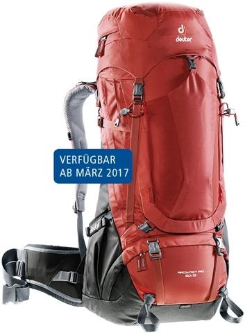 рюкзак туристический Deuter Aircontact Pro 60+15