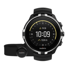 Умные наручные часы SUUNTO SPARTAN SPORT WRIST HR BARO Stealth with Belt  SS023402000