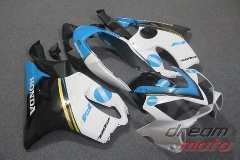 Комплект пластика для мотоцикла Honda CBR 600 F4i 04-07 Konica Minolta