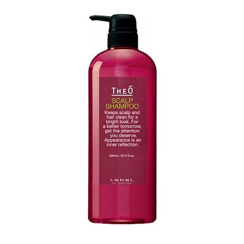 Lebel TheO Scalp Shampoo - Многофункциональный шампунь для мужчин