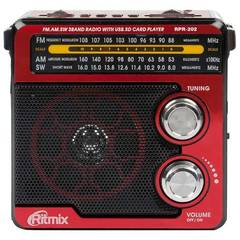 Радио RITMIX RPR-202 RED