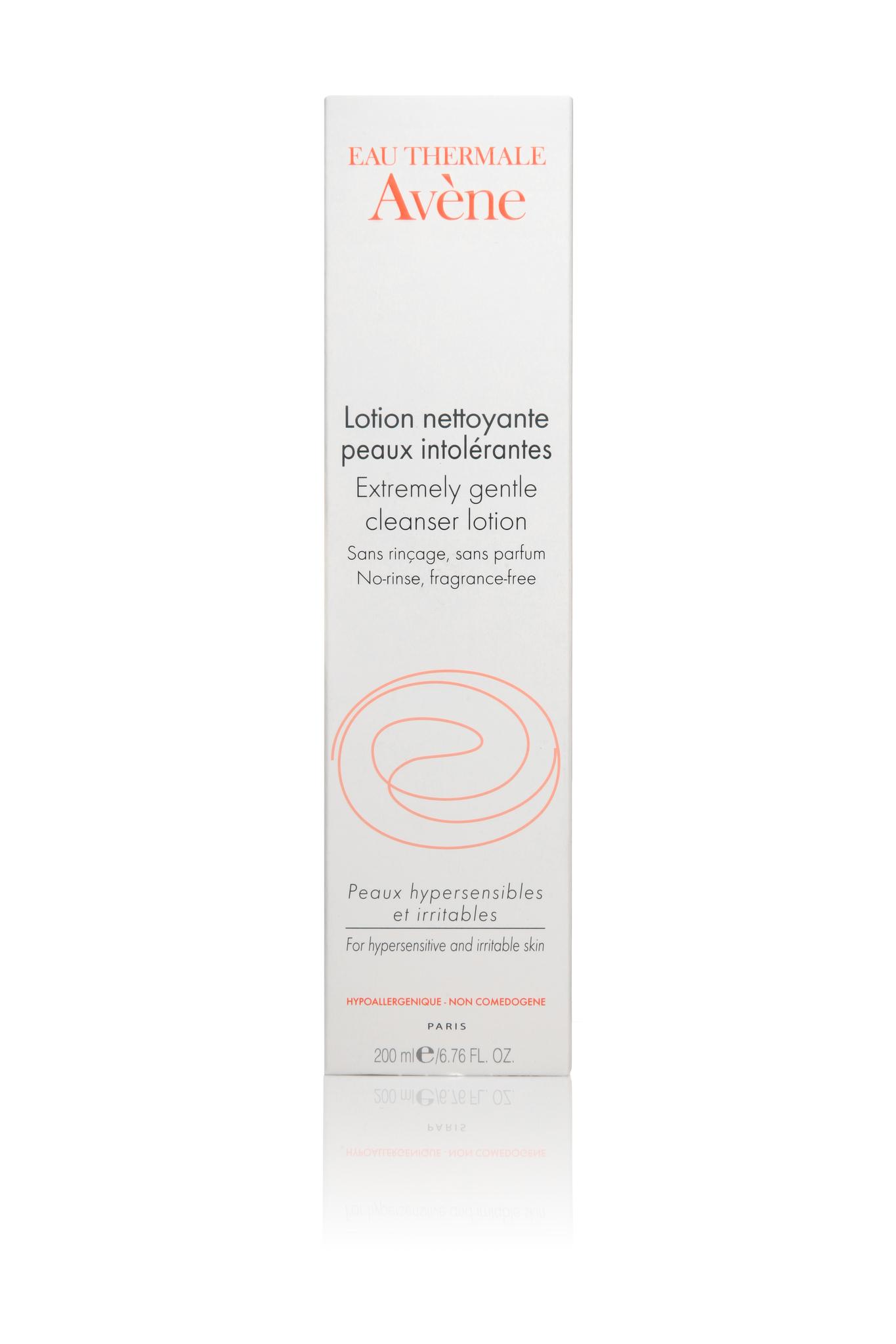 Avene лосьон очищающий для сверхчувствительной кожи 200 мл.