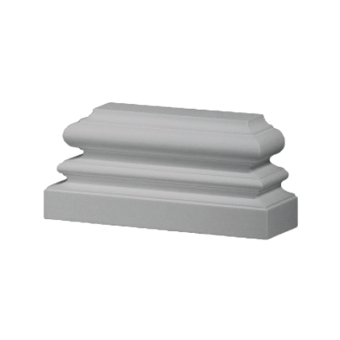 База (пилястра) Европласт из полиуретана 4.23.201, интернет магазин Волео