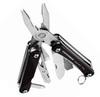 все цены на  Мультитул Leatherman Squirt PS4 Black 9 функций подарочная коробка сталь (831234)  онлайн