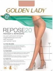 Женские колготки Repose 20 Golden Lady
