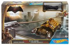 Hot Wheels Batman v Superman Dawn of Justice Batman Zipline Launcher Trackset