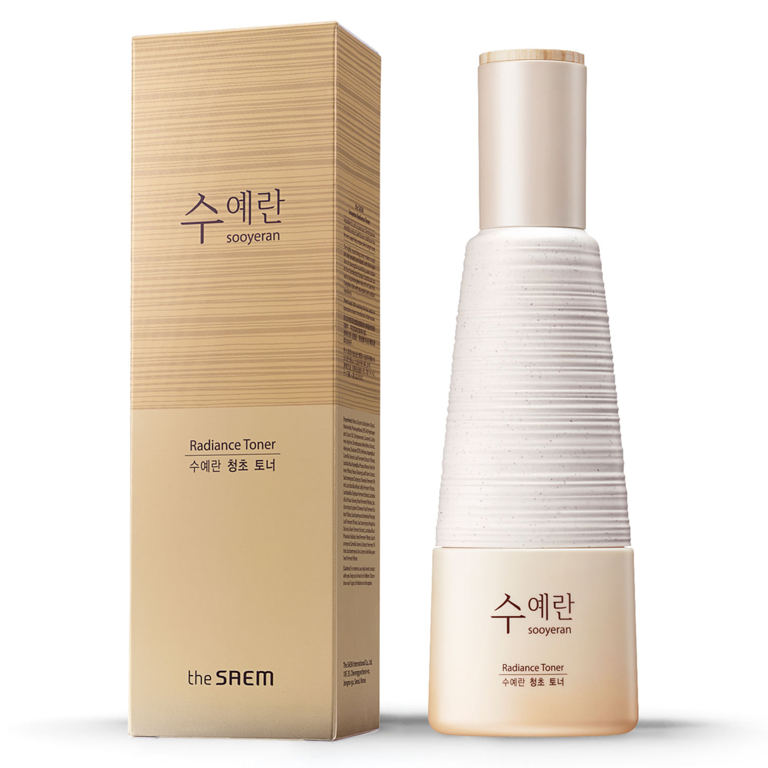The Saem Sooyeran Radiance Toner