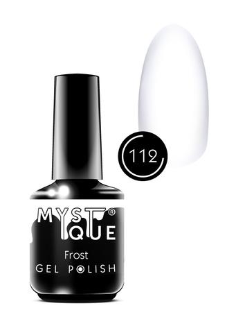 Mystique Гель-лак #112 «Frost» 15 мл