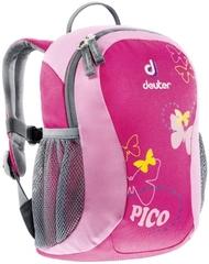 Рюкзак детский Deuter Pico розовый