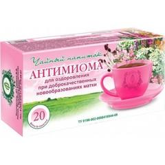 Чайный напиток Антимиома, 20 пак. (Кудесник)