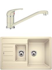 Комплект Blanco Legra 6S Compact Жасмин + Daras Жасмин