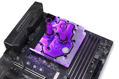 EK-FB MSI Z270 GAMING RGB Monoblock - Nickel