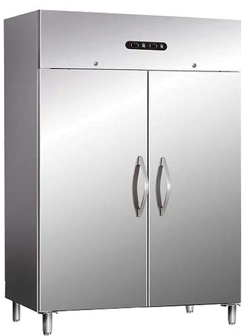 фото 1 Шкаф комбинированный холодильный и морозильный Koreco GN120DTV на profcook.ru