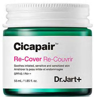 Dr.Jart+ CiCapair Re-Cover Cream восстанавливающий крем для лица 55 мл