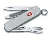 Нож-брелок Victorinox Classic, 58 мм, 5 функций, серебристый