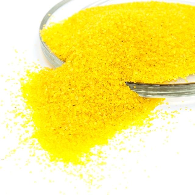 Песок желтый кварцевый