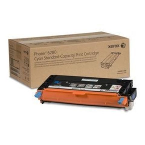 XEROX Phaser 6280 cyan тонер картридж большой 106R01400