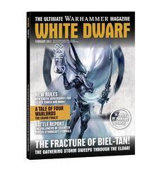 White Dwarf February 2017 / Февраль 2017