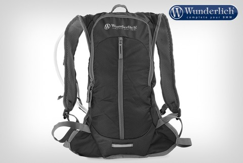 Спортивный рюкзак  Move с системой гидрации - черный