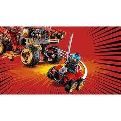 Конструктор LEGO Ninjago Райский уголок 70677