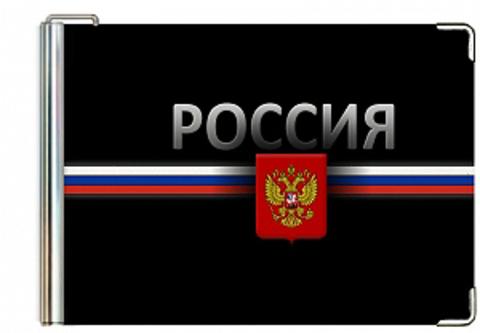 """Зажим для денег """"Россия"""""""