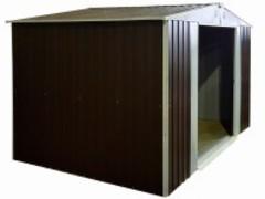 Металлический сарай Barnas 3x2м