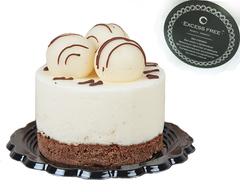 Торт-пирожное «Шоколадный чизкейк»