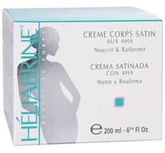 Крем для тела «Сатин» (Heliabrine | Линия Satin | Crème Satin), 200 мл