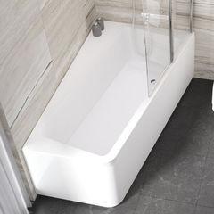 Акриловая ванна Ravak 10° C831000000 160х95 L белая