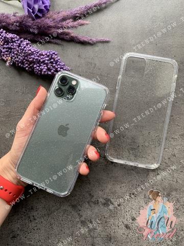 Чехол iPhone 11 Pro Max Rock Pure Series /silver/