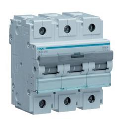 Автоматический выключатель 3P 50kA C-50A 4.5M