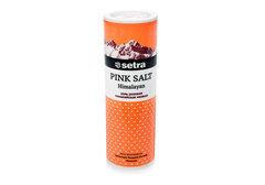 Соль розовая мелкая Сетра, 250г