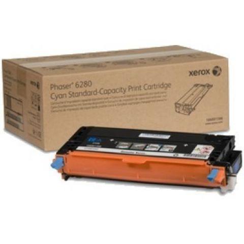 XEROX Phaser 6280 cyan тонер картридж стандарт 106R01388