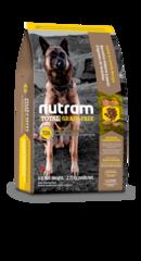 Корм для собак Nutram T26, беззерновой, с ягненком и бобовыми