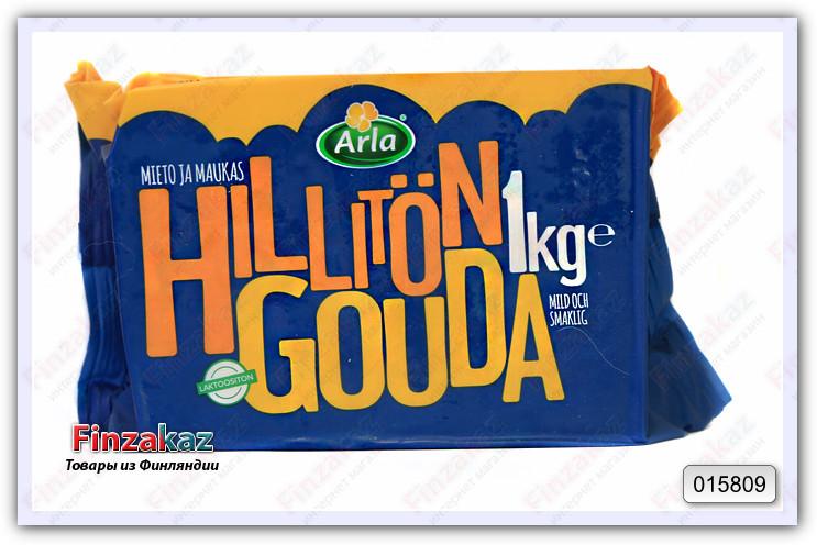Сыр Arla Hillitön Gouda 1 кг