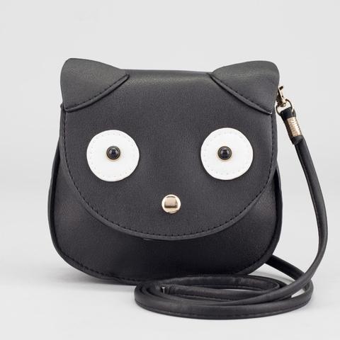 Сумочка детская Чёрная Кошка