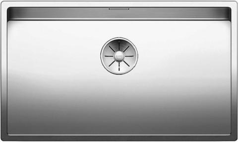 Кухонная мойка Blanco Claron 700-IF Durinox, нержавеющая сталь