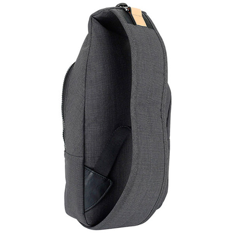 Рюкзак однолямочный Piquadro Blade CA4536BL/GR, gray, фото 5